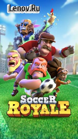 Soccer Royale: Clash Games v 1.6.3 Мод (Unlimited money/diamond)