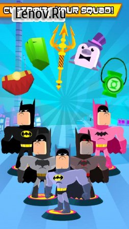 Teen Titans GO Figure! v 1.1.8 (Mod Money)