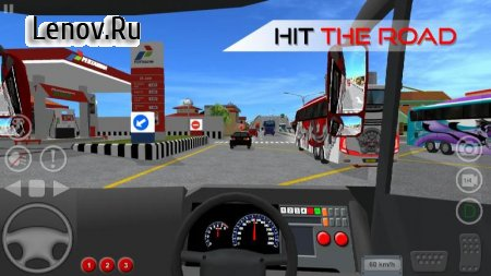 Bus Simulator Indonesia v 3.0 Мод (Buy a car and get a lot of money)