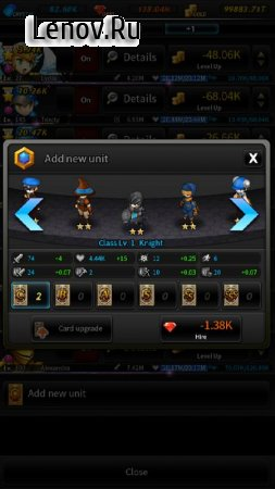 Fortune Quest: Savior v 1.024 (Mod Money/Premium)