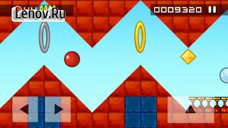 Bounce Classic Game v 1.3.2 Мод (Unlimited Life)