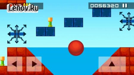 Bounce Classic Game v 1.3 Мод (Unlimited Life)