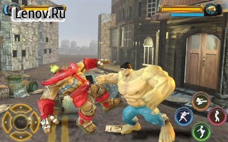 Superheroes vs Super Villains - Real Fighting Game v 1.2 (Mod Money)