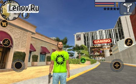 Vegas Crime Simulator 2 v 1.5.184 (Mod Money)