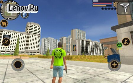 Vegas Crime Simulator 2 v 1.0 (Mod Money)