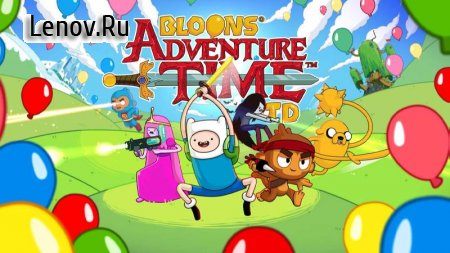 Bloons Adventure Time TD v 1.4.1 (Mod Money)