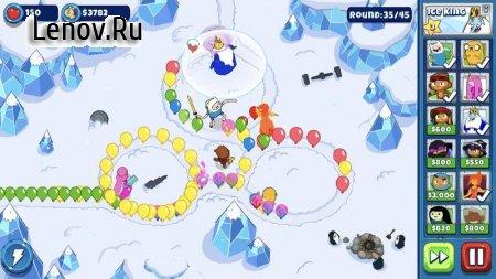 Bloons Adventure Time TD v 1.1.1 (Mod Money)