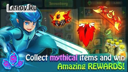 Epic Knights: Legend Guardians - Heroes Action RPG v 1.0.3.3 Мод (Free Shopping)