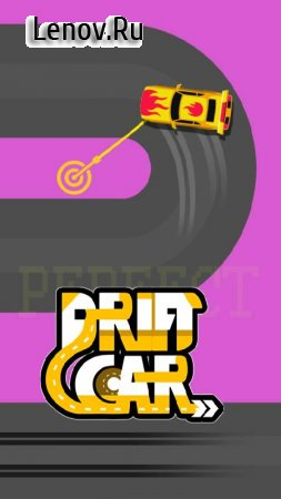 Drift Car v 1.2.0 Мод (A Lot Of Diamonds/All Car Purchased)