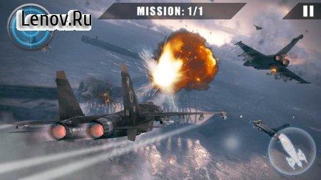 Total Air Fighters War v 2.1.0 (Mod Money)