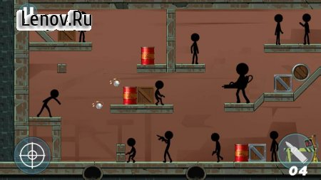 Stick Prisoner Rescue v 1.1.0 Мод (Free Shopping)