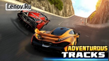 Crazy for Speed 2 v 3.2.3993 (Mod Money)