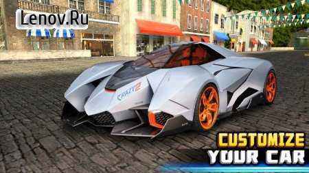 Crazy for Speed 2 v 1.2.3181 (Mod Money)