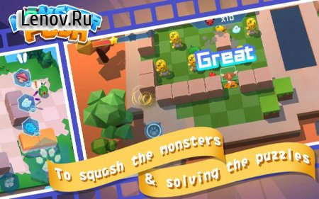 Monster Push v 1.07 (Mod Money)
