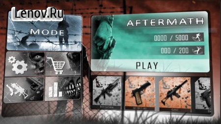 Behind Zombie Lines v 1.7 (Mod Money)