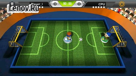 Soccer World Cap v 1.01 (Mod Money)