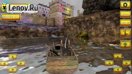 Ninja Samurai Assassin Hero II v 1.1.9 (Mod Money)