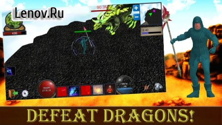 Heroes and Dragons – Mod and Slash RPG v 1.1.2 (Mod Money)