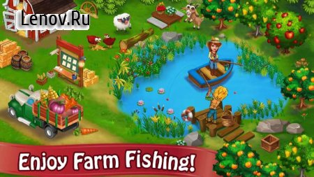Farm Day Village Farming: Offline Games v 1.1.3 (Mod Money)