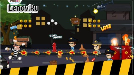 BoB Fast 2 - Robber And Police Games 2018 v 6.2 (Mod Money)