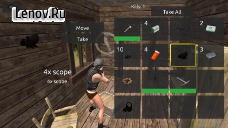 ThriveX Survival - Battlegrounds Royale v 2.71 (Mod Money)