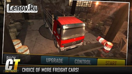 Crazy Trucker v 1.6.3180 (Mod Money)