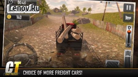 Crazy Trucker v 3.2.3935 (Mod Money)