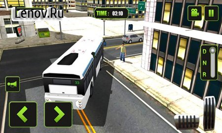 City Bus Driving Simulator 17 v 1.0.5 (Mod Money)