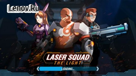 Laser Squad: The Light v 1.0.9 (Mod Money)