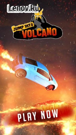 Jump Into Volcano v 1.6 (Mod Money)