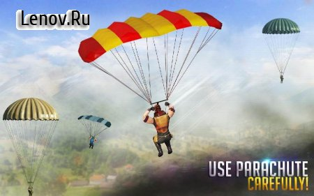 Battle Royale Grand Mobile Pacific Fort Craft V2 v 1.1 (Mod Money)