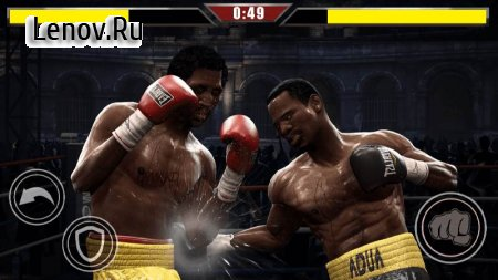 Real Fist v 3.1.0 (Mod Money)