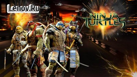 Superstar Ninja Turtle Fight Simulator Game 2018 v 1.0 (Mod Money)