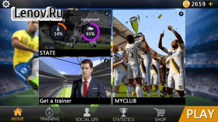Soccer - Ultimate Team v 4.1.0 (Mod Money)