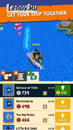 Holy Ship! Pirate Action v 1.3.10 (Mod Money)