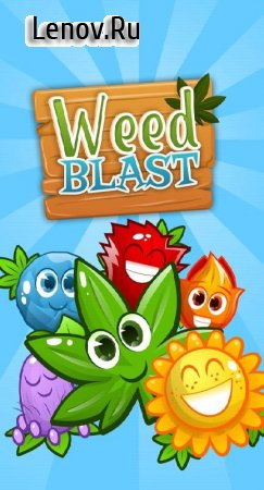 Weed Blast - connect blossom hemp v 1.05 (Mod Money)