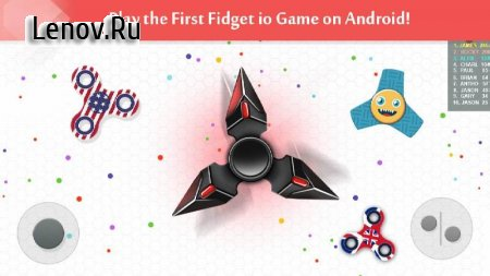 Fidget Spinner .io Game v 116.0 (Mod Money)