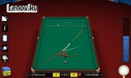 Pro Snooker 2018 v 1.29 Мод (Unlocked)