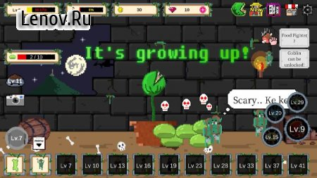 Man-Eating Plant v 1.0.9 (Mod Money)
