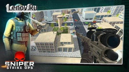 Sniper Strike Ops v 1.4 (Mod Money)