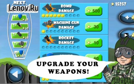 Carpet Bombing - Fighter Bomber Attack v 2.22 (Mod Money)