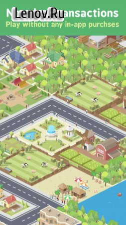 Pocket City v 1.1.238 Мод (Unlimited Money/Unlocked)