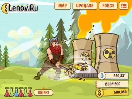 Axe Clicker v 1.0.142 (Mod Money)