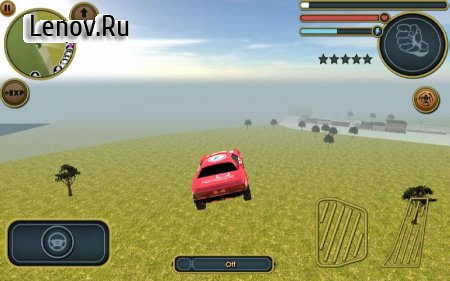 Top Car Robot v 1.0 Мод (Unlimited Everything)