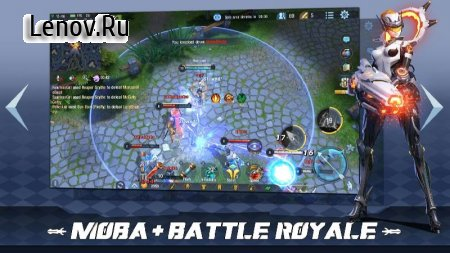 Survival Heroes - MOBA Battle Royale v 1.8.2 Мод (Fast skills cd/Watch GamePlay)
