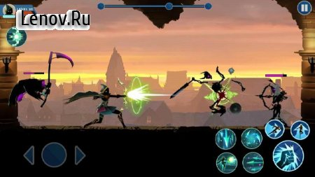 Shadow Fighter v 1.18.1 (Mod Money)