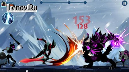 Shadow Fighter v 1.10.1 (Mod Money)