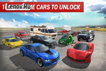 Roundabout 2: A Real City Driving Parking Sim v 1.1 (Mod Money)