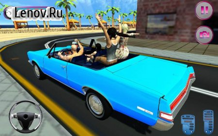 Miami Beach Coach Summer Party v 1.2 Мод (All Levels Unlocked)