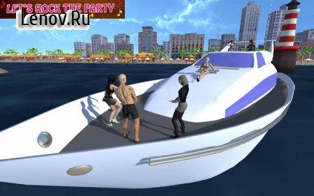 Miami Beach Coach Summer Party v 1.2 Мод (All Levels Unlocked)